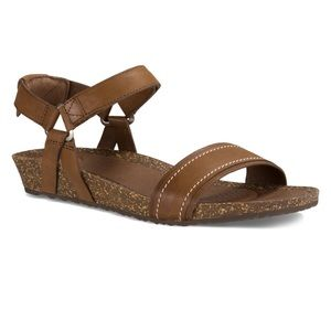 [Teva] Ysidro Stitch Leather Sandal